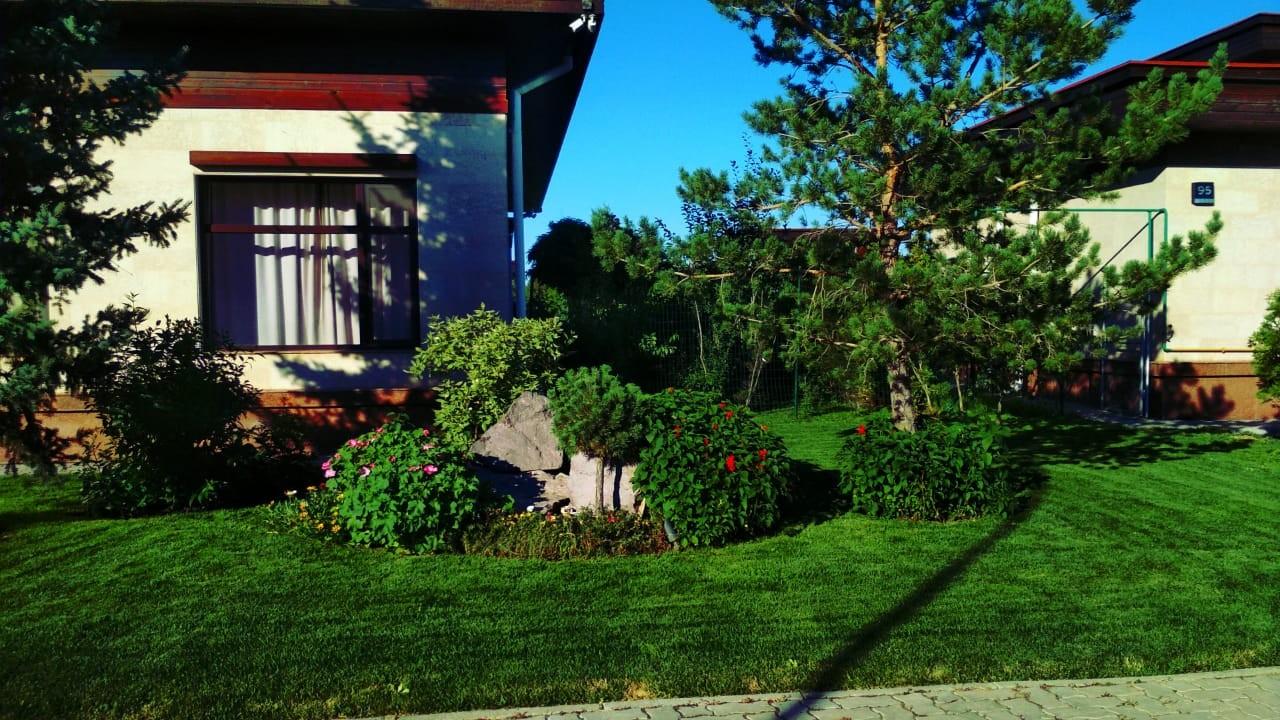 Тендер по установке садовых ограждений и ландшафтному дизайну в Алматы